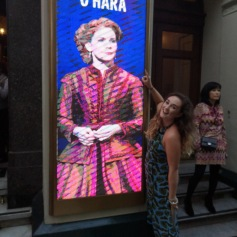 Exhibit C: Kelli O'Hara for The King and I poster