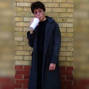 @phantomtea_cosplay as JD from Heathers