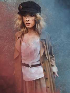 Chloe Rolls as Eponine from Les Mis