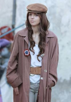 Ginevra Servi as Eponine from Les Mis