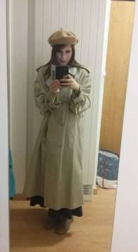 Rae Bromley as Eponine from Les Mis