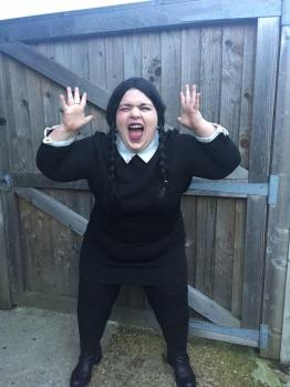 Kenzie May Barraclough as Wednesday Addams