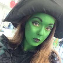 Wicked - Elphaba - Amanda Pelling