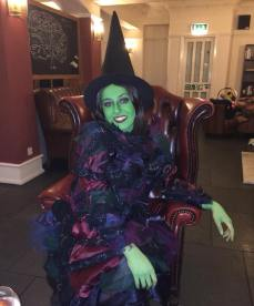 Wicked - Elphaba - Jamie-Leigh Currie