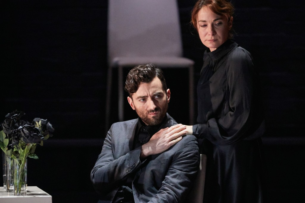 Hedda Gabler by Henrik Ibsen at the Sherman Theatre, starring Heledd Gwynn