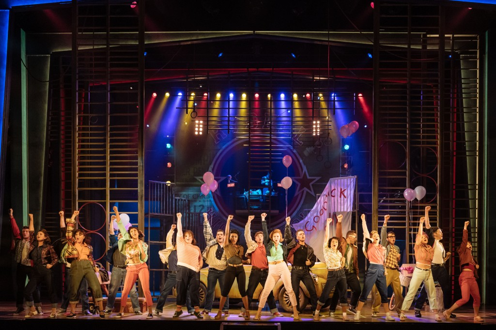The UK Tour of Grease